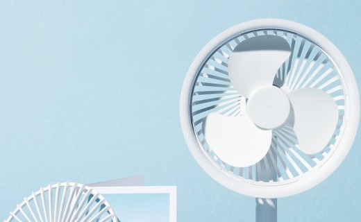 「新東西」12小時持續送風,小米推出素樂 F5 臺式風扇