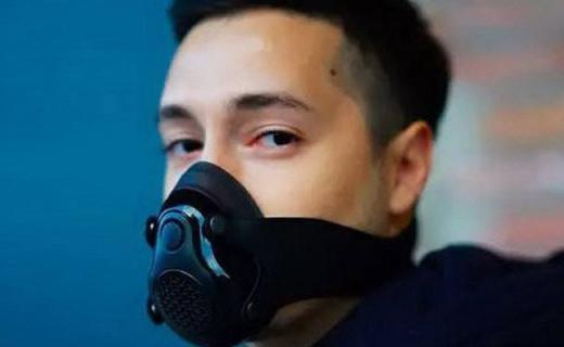 咖迪過濾式口罩:造型帥氣炫酷,防霧霾防顆粒還透氣