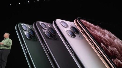 终于送快充头了!iPhone 11 Pro/Max两款新品发布,A13再次吊打一切