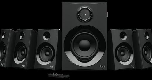 羅技Z606 5.1環繞立體聲揚聲器發布,藍牙快速連接,129美元起售