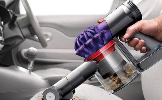 戴森V7 Car+Boat手持吸塵器:有效吸除過敏原,輕巧可手持