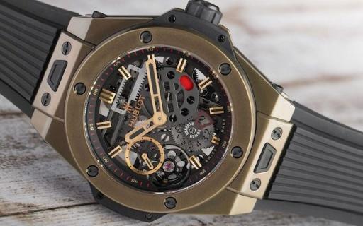 世界上最硬的手表,只有钻石才能划伤