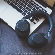 Jabra Elite 85h降噪耳機,戴上它世界都安靜了