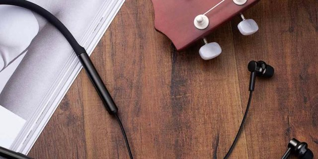 「新東西」Hybrid混合降噪,小米推出新款頸掛式藍牙耳機
