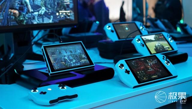 "「CES2020」Win10新玩具:戴爾展出Alienware""UFO""原型機,設計激似NintendoSwitch"
