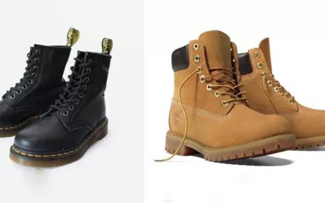 黑色马丁博士 VS 踢不烂大黄靴,谁才是冬日最?#31354;?#38772;?