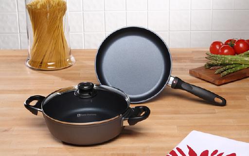 """鍋具界的""""勞斯萊斯"""",用鉆石做涂層,超強不粘!"""