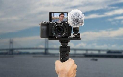 Vlogger看過來!索尼發布藍牙拍攝手柄,售價900元