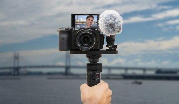 Vlogger看过来!索尼发布蓝牙拍摄手柄,售价900元