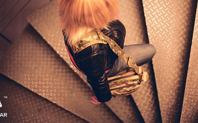 YH GEAR猎豹单肩包:战斗民族小姐姐都爱的单肩包,潮系女神必备