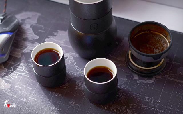 只为喝上一杯好咖啡,泊喜小啡机P1体验
