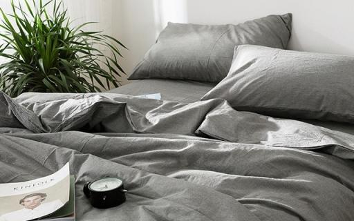 裸睡最舒服的床上用品,让你爽到不想下床