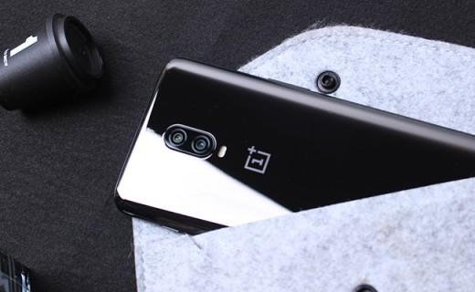 光感屏幕指纹,一键快启,极速狂飙的性能王者 | 一加手机6t测评