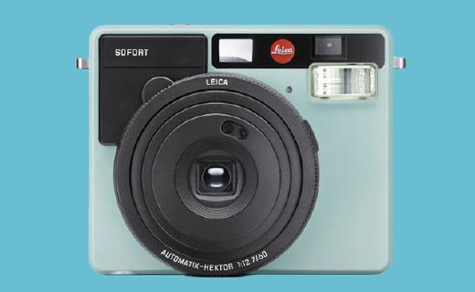 徠卡首臺拍立得相機,史上最便宜只要2000元