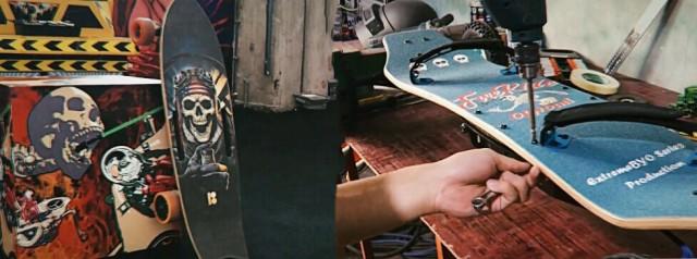 打造人生第一台平价且酷炫的电动滑板,让你也有柯南的喷射动力