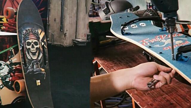 打造人生第一臺平價且酷炫的電動滑板,讓你也有柯南的噴射動力