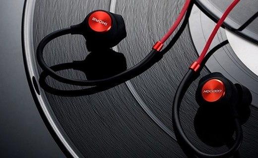 1More全新運動耳機,堪稱耳朵上的運動私教
