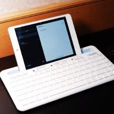 辦公良品,適合隨身攜帶的達爾優LK200藍牙鍵盤體驗