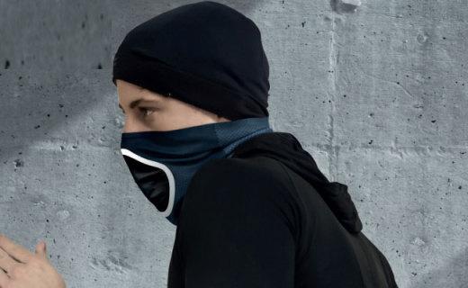Had防风防雾霾骑行面罩:银?#21355;?#23376;抗菌技术,高效过滤有害物质