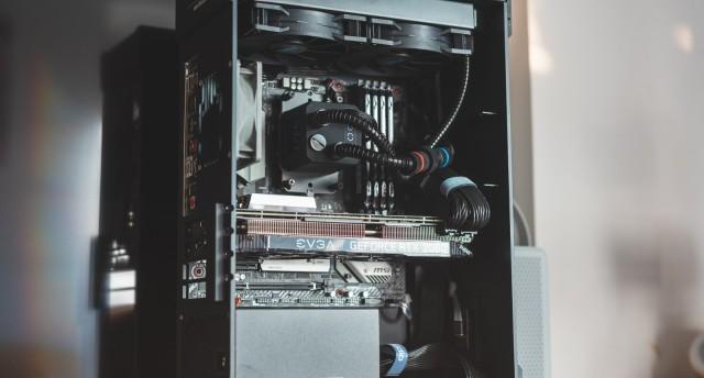 實戰插滿64G內存的MATX工作主機