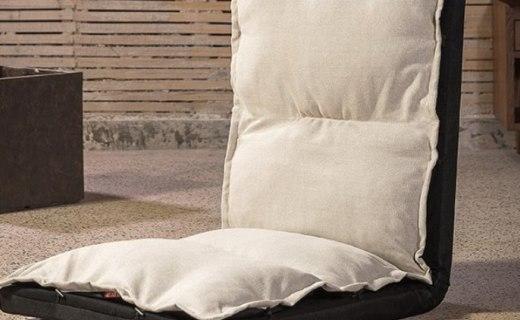 顧家家居沙發:高回彈海綿舒適透氣,可折疊方便攜帶放置