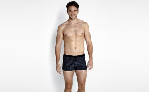 速比濤男士平角泳褲:快干防曬有彈性,抗氯效果出色