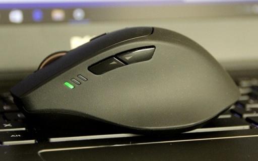鼠标按键自定义,摆脱线材束缚移动办公利器 — ?#35013;豈T550蓝牙鼠标评测