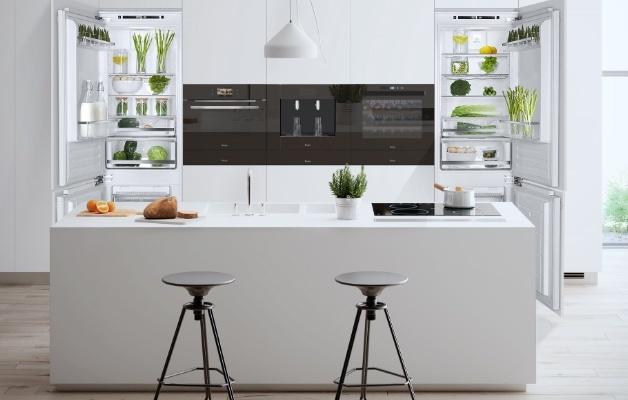 未来10年的家装浪潮,冰箱和饮水机全嵌入到橱柜里?