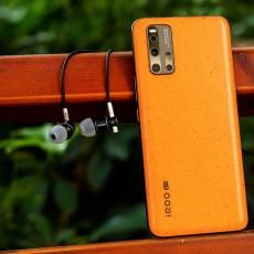 iQOO 3 入手12G運存頂配拉力橙體驗什么叫快