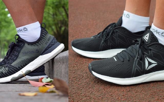 两款Reebok FloatRide系跑鞋不正经对比评测