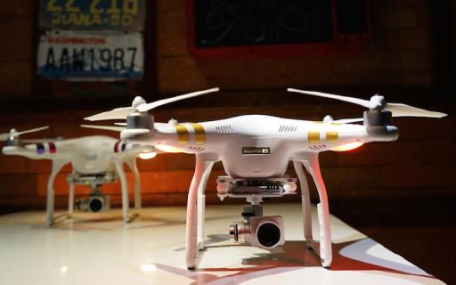 用上帝视角俯瞰世界,美到窒息,大疆精灵3 4K飞行器体验
