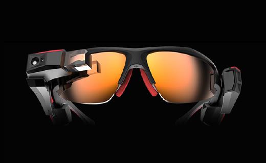 專為騎行打造的智能眼鏡,導航錄像電話全都有