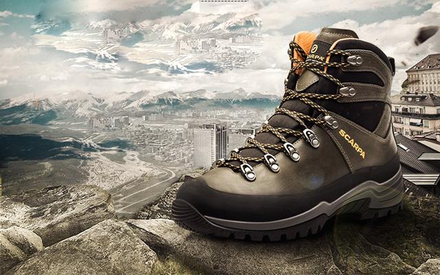 SCARPA 地平線GTX登山徒步鞋