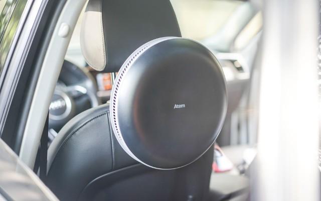 IQAir Atem车载空气净化器万博体育max下载:开车出门时如何将洁净空气打包带走?有它就够了