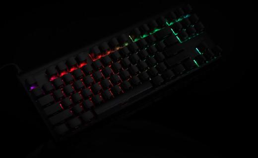 Cherry发布新款MX Board 1.0,全尺寸带背光售价亲民