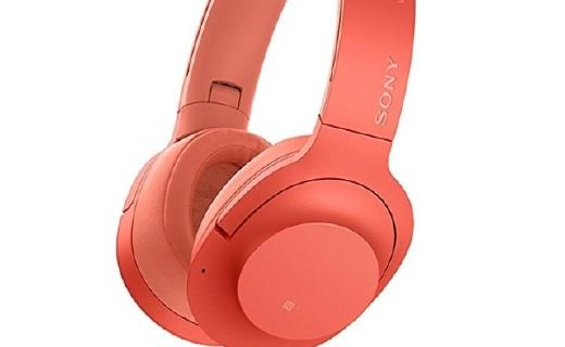 索尼H-H900N立体声耳机:智能降噪技术,柔软耳罩佩戴舒适