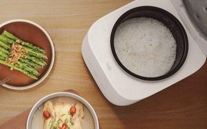 鍋小火力大!小米生態鏈上新了解一下:米家小飯煲169元眾籌!