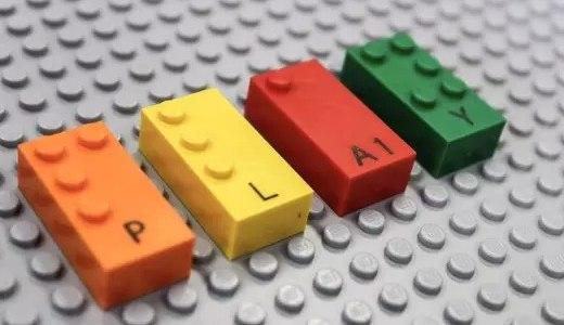 「新东西」残障人士也能游玩,乐高推出盲文版积木