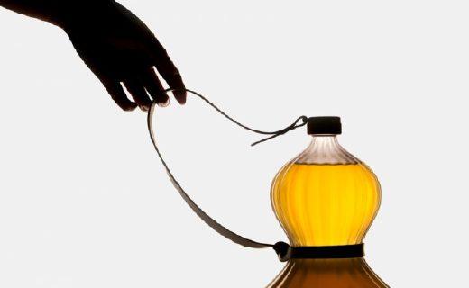 設計師推葫蘆造型食用油,看起來十分討喜