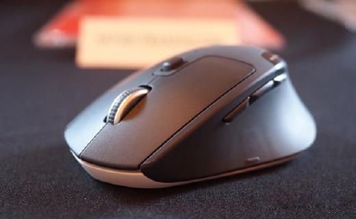 羅技新款辦公鼠標,同時連3個設備一鍵切換