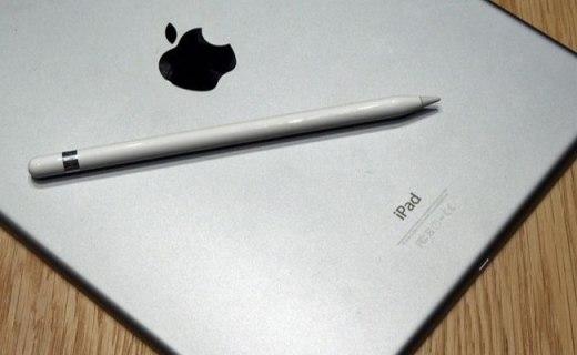 蘋果新專利曝光,空中寫字的手寫筆