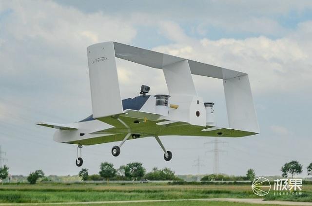 全球首架「无声」飞机就要来啦!无需跑道垂直起降...有点酷
