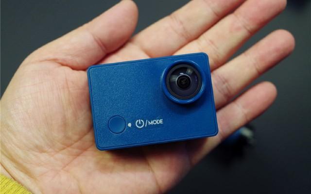 小米有品海鳥運動相機,4K攝錄6軸防抖不足500,真香!