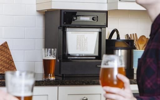 仅咖?#28982;?#22823;的啤酒酿造机,在家轻松自制精酿啤酒