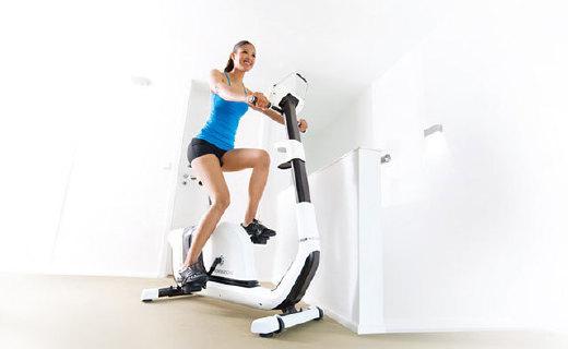 捷瑞特健身車:磁控動力噪聲低,多種模式和阻力調節可供選擇