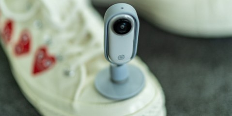 用项链拍视频!拇指大小的国产Vlog神器,让你解放双手玩抖音.....