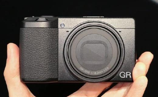 理光GR III真機終于亮相:掃街相機新神器