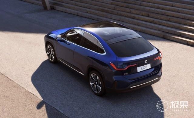 对标ModelY!蔚来第三款量产车型EC6发布