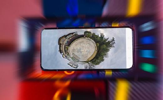 「體驗」性能強悍的游戲手機!180Hz觸控加速+鷹眼增強,吃雞先人一步!