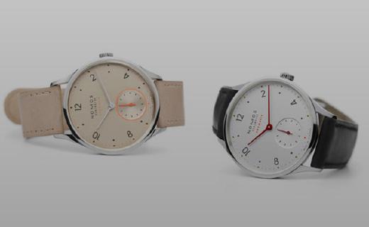 NOMOS新系列腕表,史上最薄機芯腕表